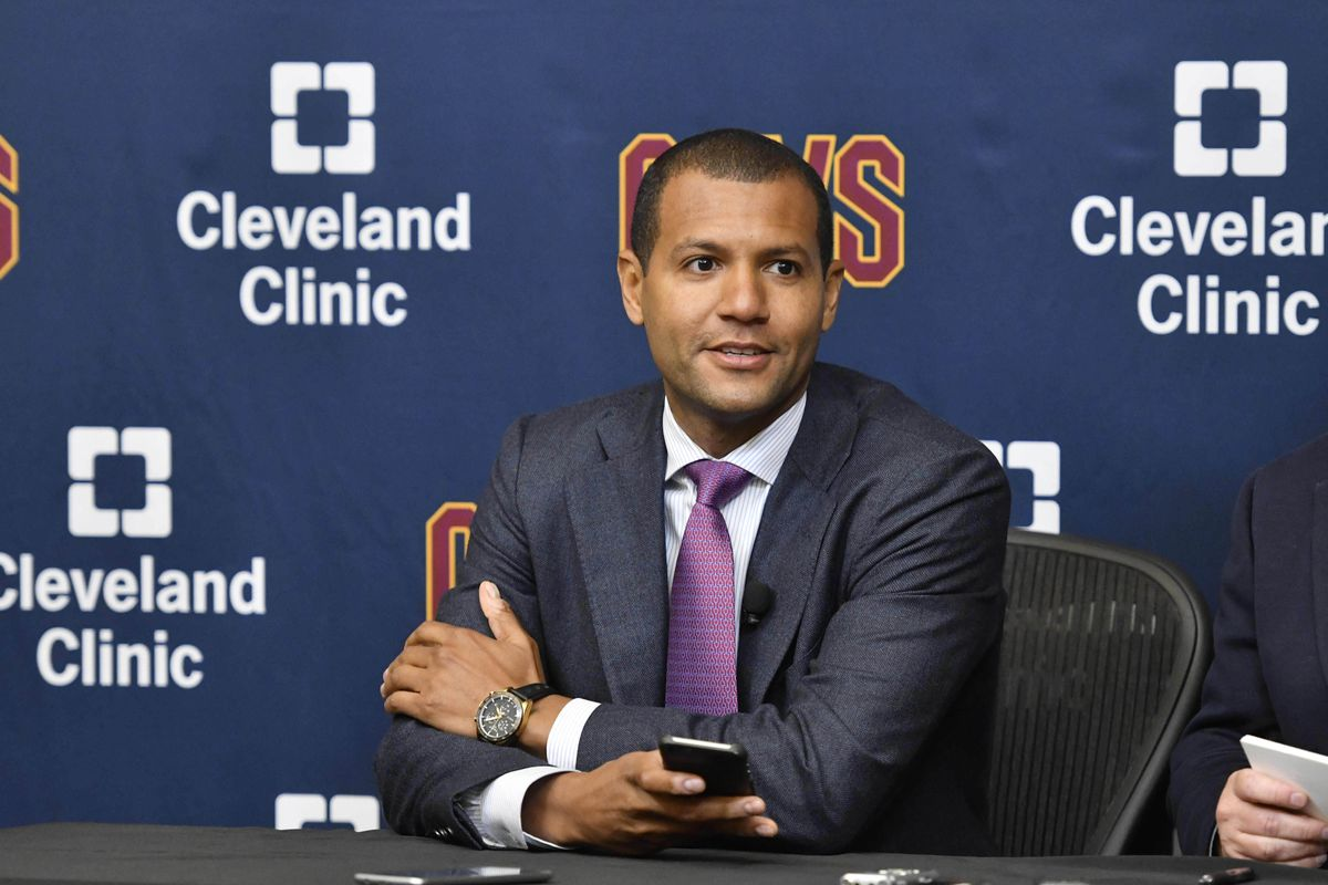 9e830e5ac72 Koby Altman s first decision as GM could be his most important ...