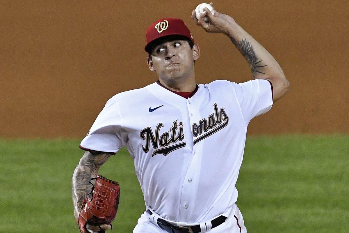 MLB: AUG 22 Nationals at Marlins