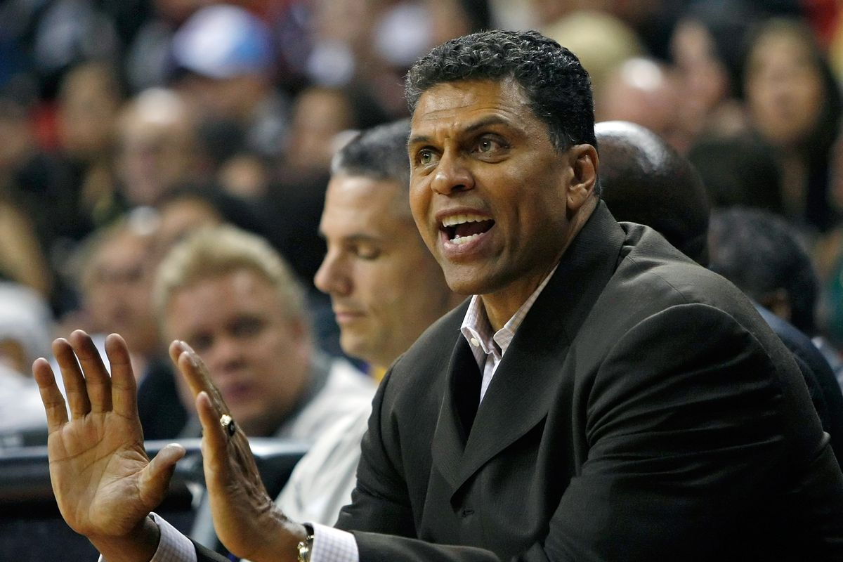 Reggie Theus and Reggie Theus Jr are a rare father son duo in