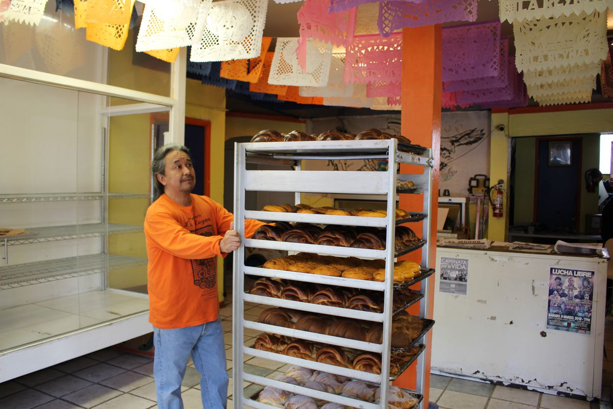 Mission Bakeries La Victoria And Dominguez Reopen In New