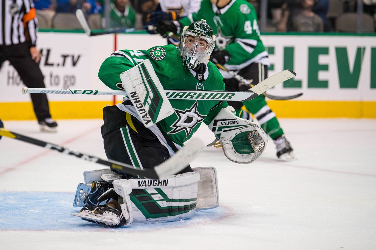 """4d33d06a03e Dallas Stars Daily Links: Stars Get An """"F"""" For Effort In 3-1 Preseason Loss  To Blues"""