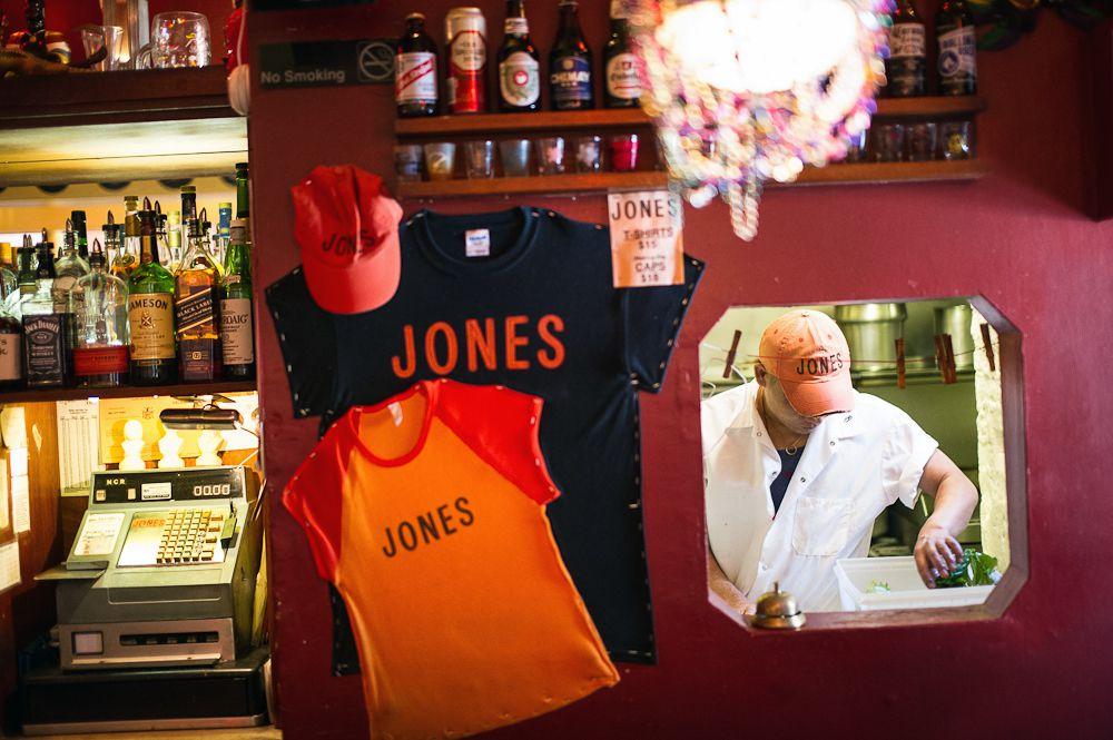 Great Jones Cafe
