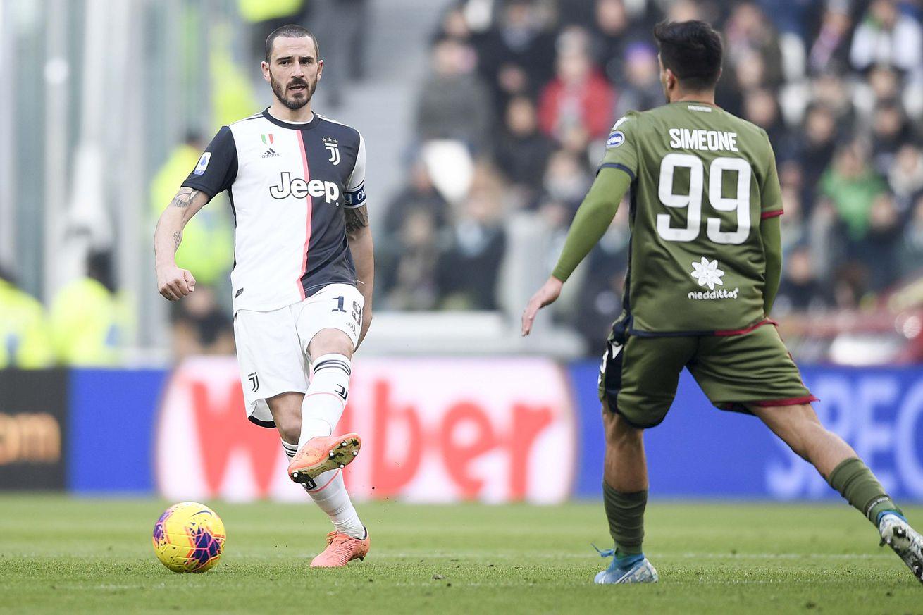 Round 37: Juventus vs. Cagliari match preview