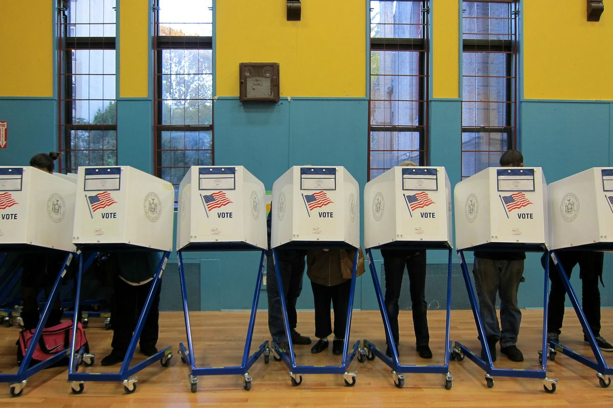 Election 2018: A guide to New York\'s primaries, where to vote, poll ...