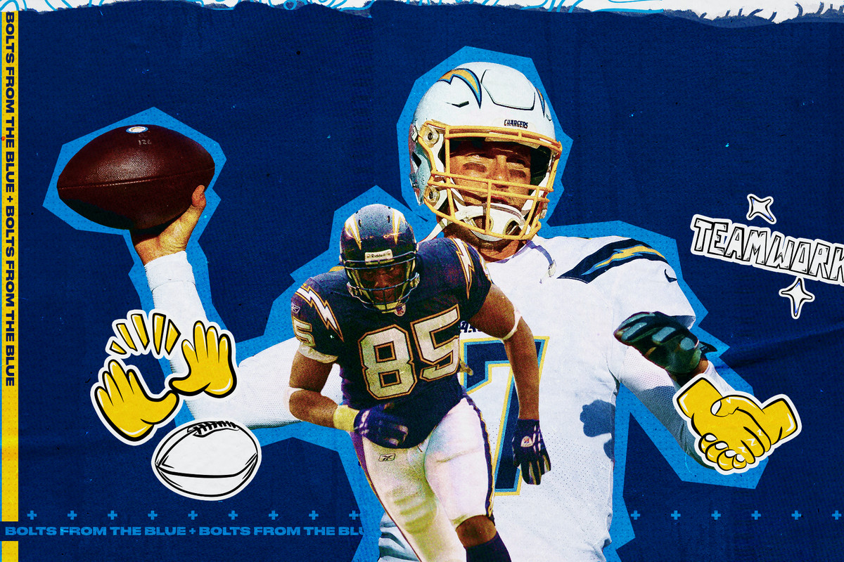 Chargers' Philip Rivers and Antonio Gates were electric until the ...