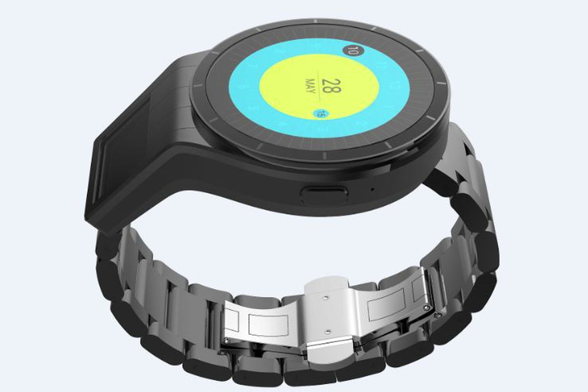 Lenovo dreams of dual-screen smartwatches and wacky