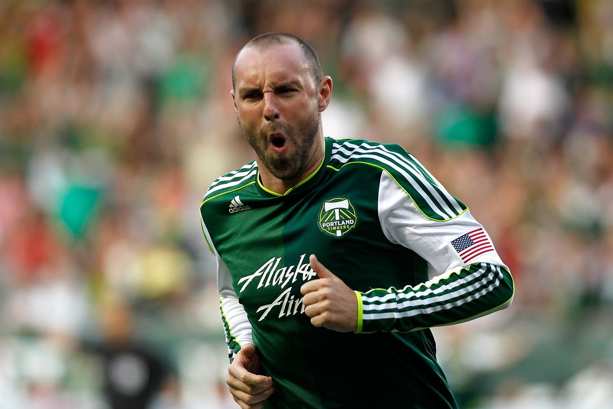 Scottish international Kris Boyd has netted 7 times in 23 appearances for the Timbers  this season.