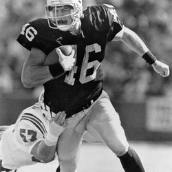 Former Raiders tight end and five-time Pro Bowler Todd Christensen died from complications during liver transplant surgery. He was 57. Before he played in the NFL, Christensen starred at BYU.