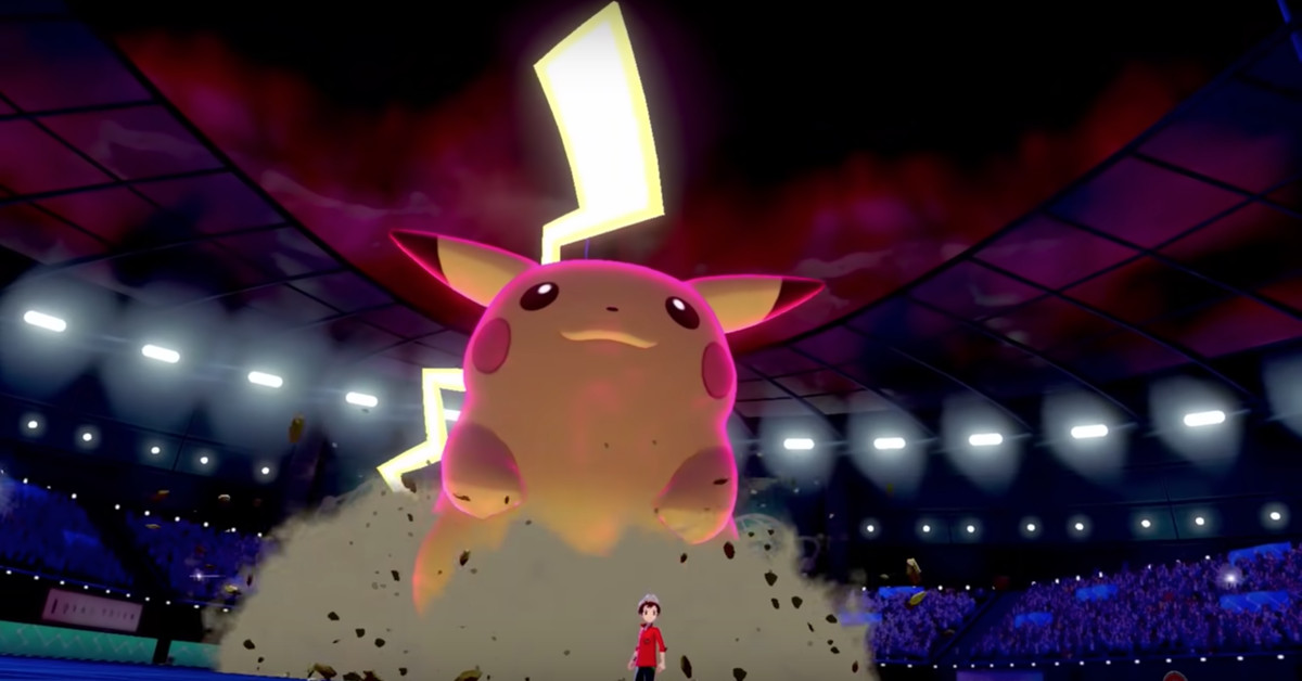 Here's how to claim Pikachu and Eevee in Pokémon Sword and Shield