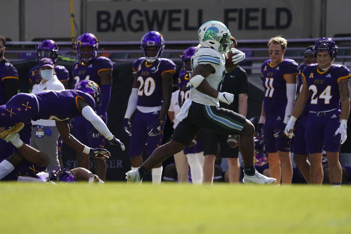 NCAA Football: Tulane at East Carolina