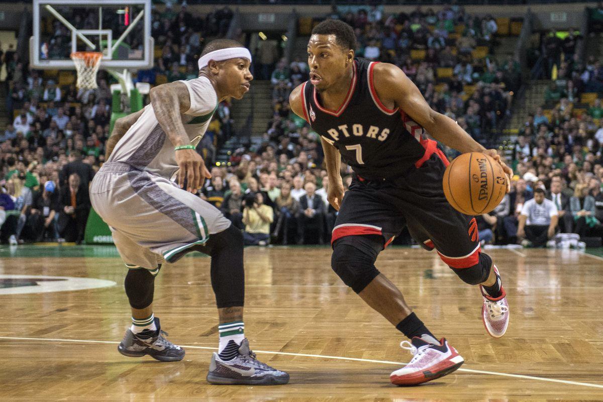 NBA: Toronto Raptors at Boston Celtics