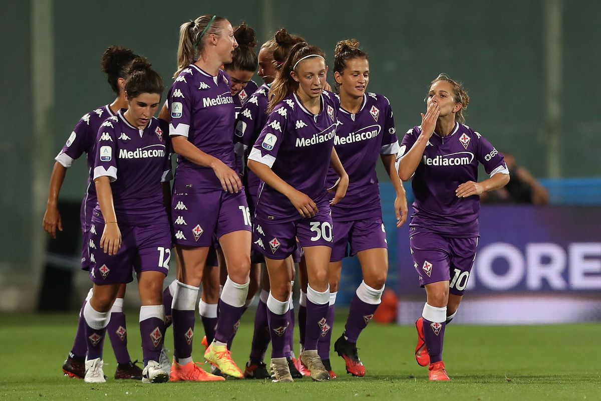 Fiorentina Femminile to face Inter in the Coppa Italia - Viola Nation