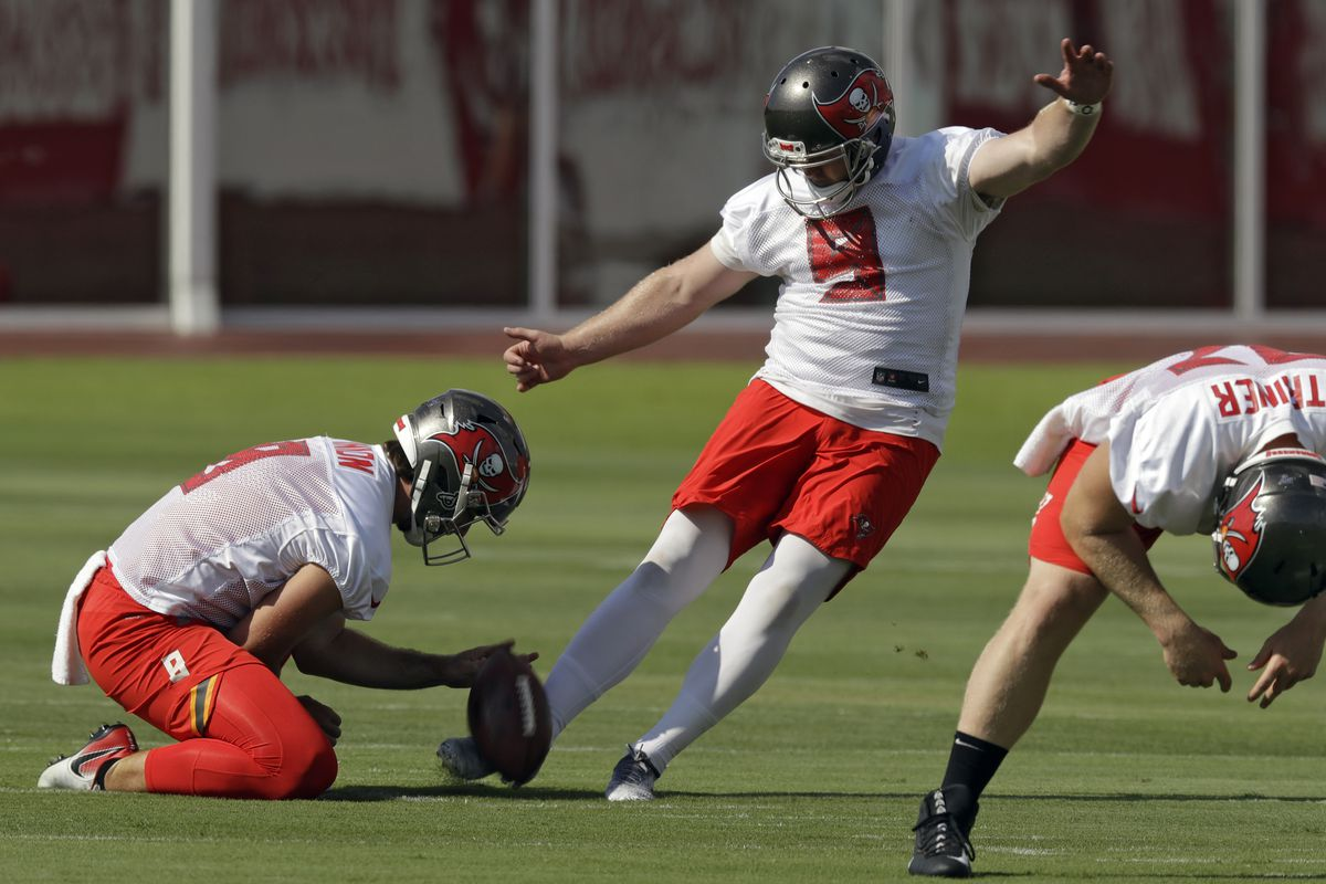 With high expectations, Matt Gay introduces himself to Tampa Bay