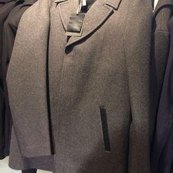 Alexander coat, $350 (was $695)