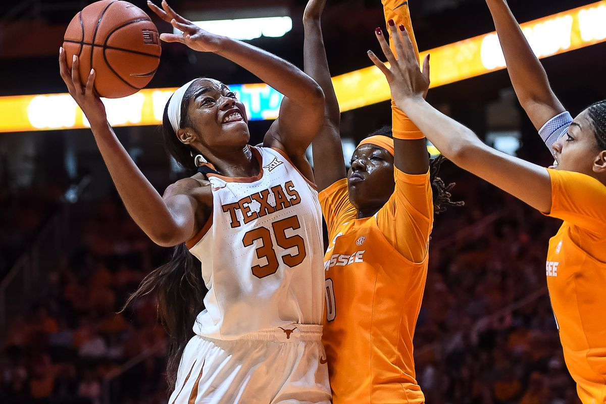 COLLEGE BASKETBALL: DEC 08 Women's Texas at Tennessee