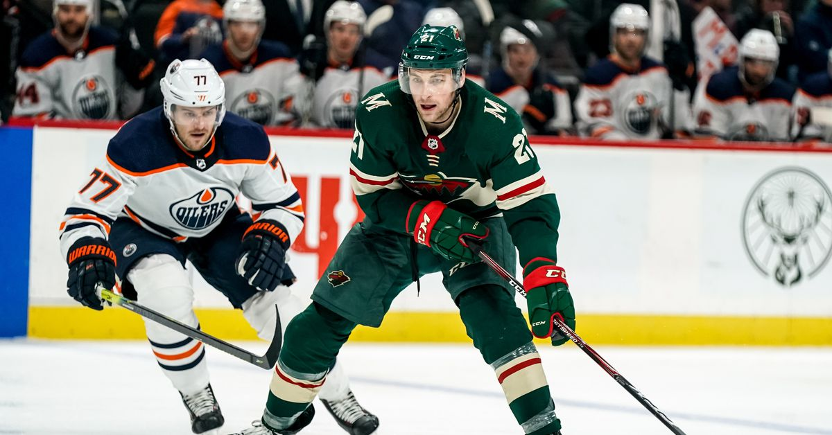 Preview: Wild continue Canadian road trip against the Oilers