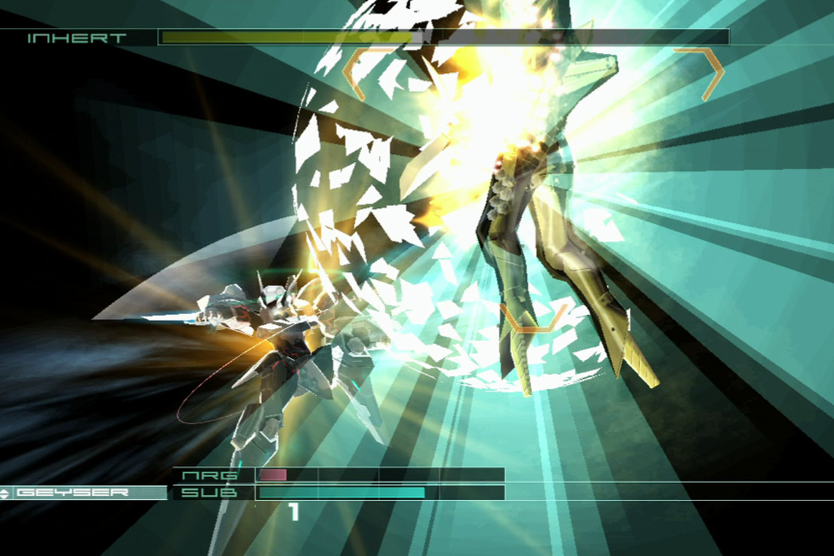 Gallery Photo: 'Zone of the Enders HD' screenshots