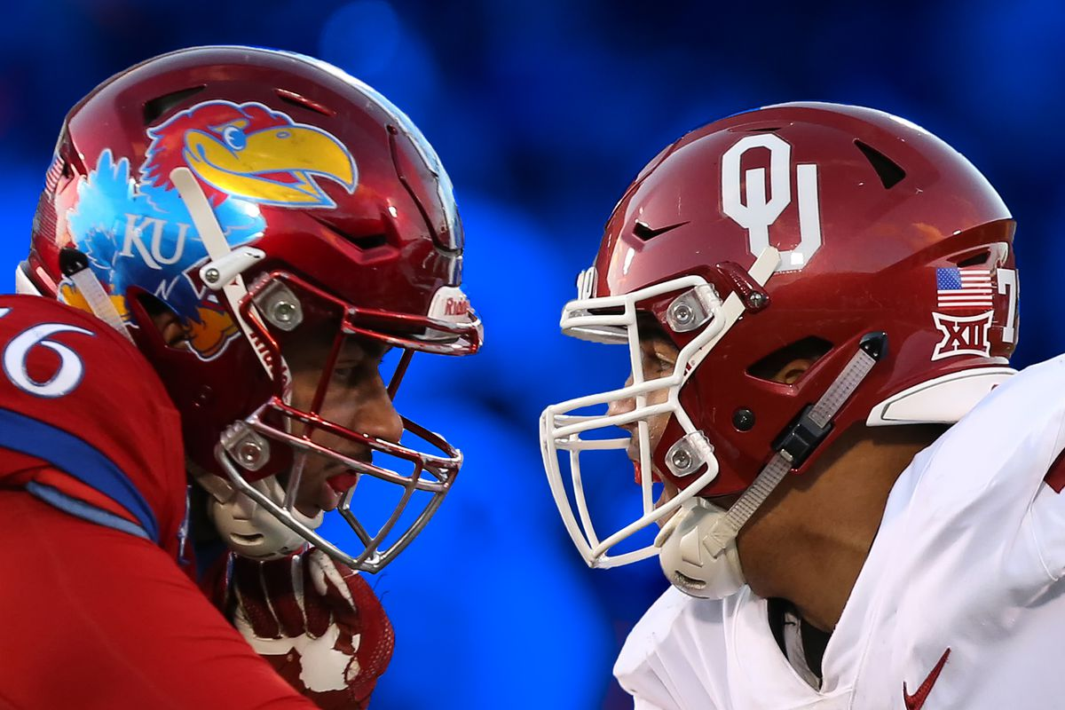 Kansas vs. Oklahoma