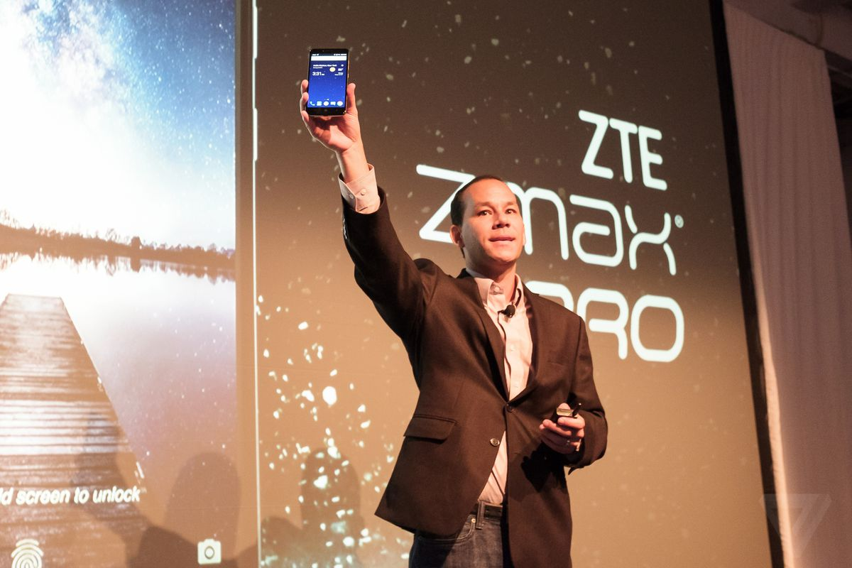 ZTE's ZMax Pro is a $99 6-inch phablet for MetroPCS - The Verge