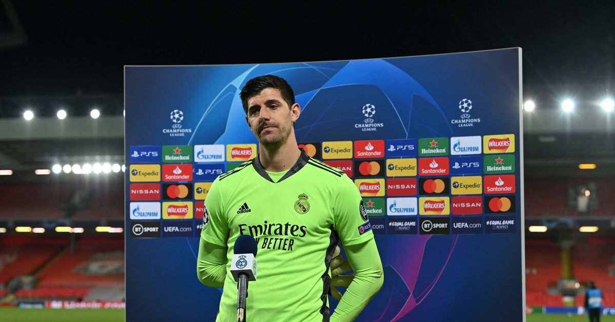 Thibaut Courtois excited for 'special' Chelsea reunion in ...