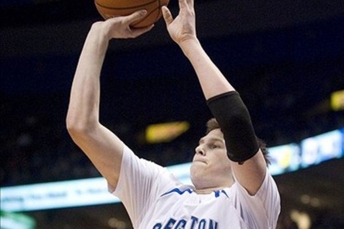 Doug McDermott's 3-point shooting helped win one for Creighton