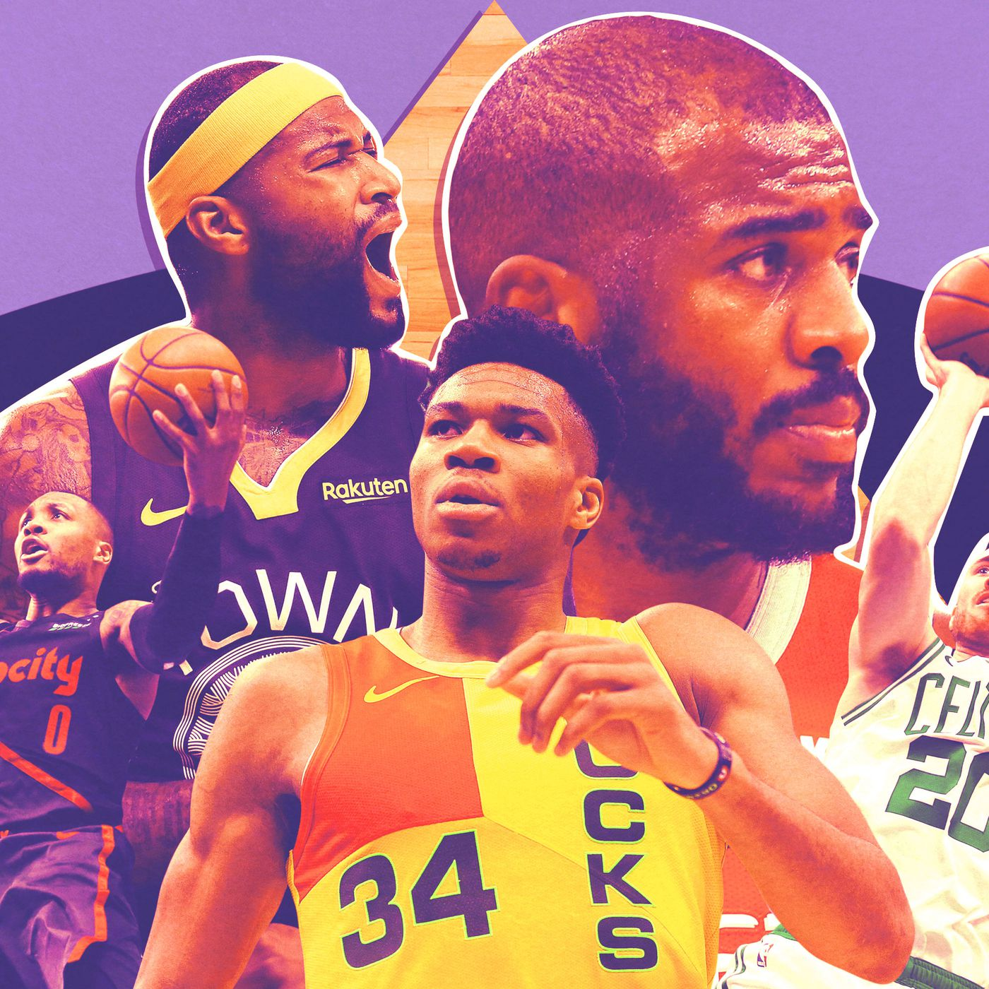 a85b09eb718 The Five Most Interesting Players of the 2019 NBA Playoffs - The Ringer