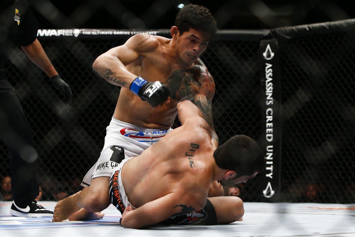 UFC 177 photos