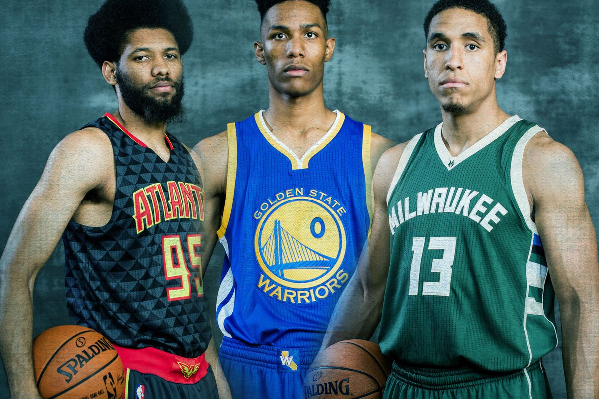 eba1eb2be Meet the New NBA Rookie Local Heroes - The Ringer