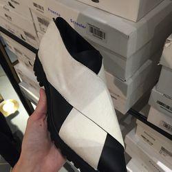 Creeper shoe, $255 (was $850)