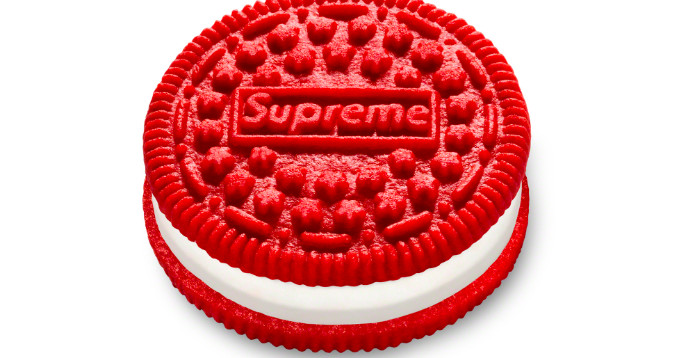 Supreme Oreos Already Up for Resale for $500 on eBay