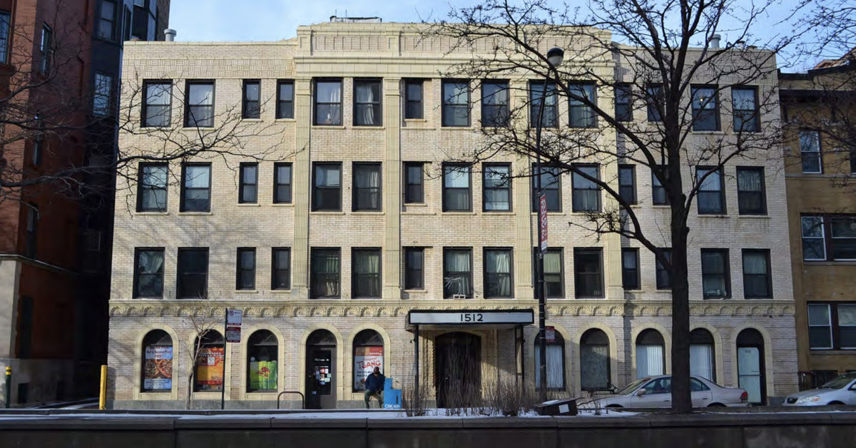 Old Town Sro Reopens As Affordable Housing Curbed Chicago