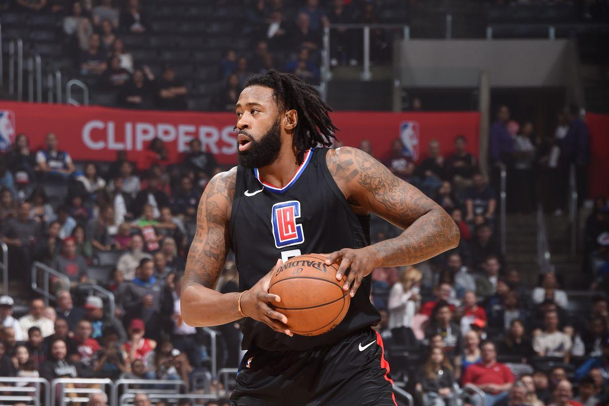 41b553ecb DeAndre Jordan–Wizards Talk Is Heating Up - The Ringer