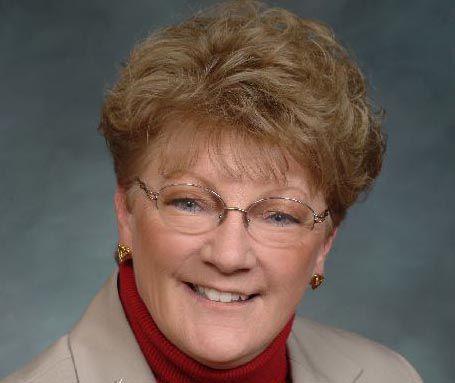 Rep. Debbie Benefield, D-Arvada