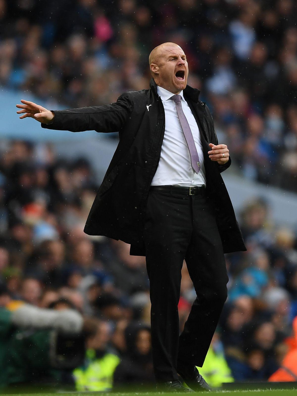 Manchester City v Burnley - Premier League