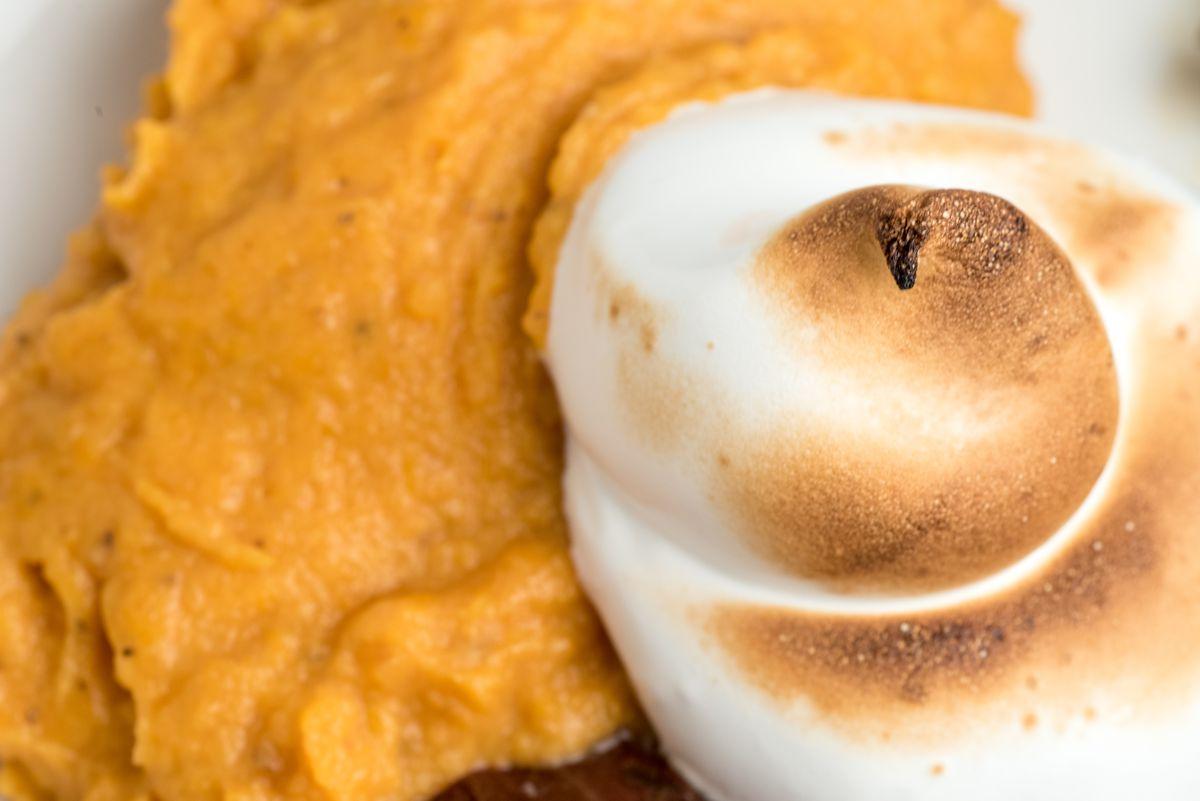Sweet Potato Casserole...