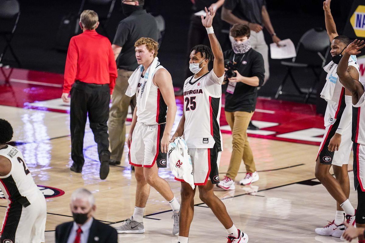 NCAA Basketball: Samford at Georgia