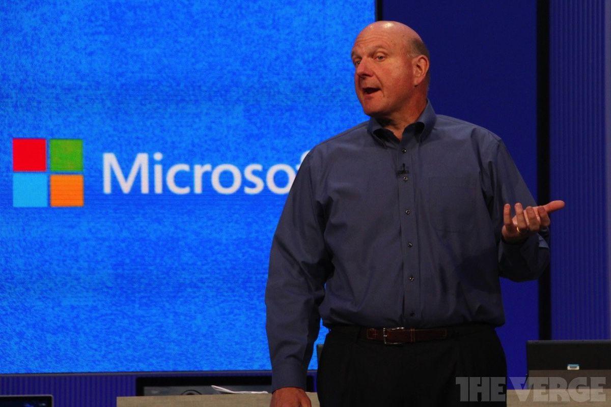 Steve Ballmer passes Bill Gates as Microsoft's largest ...