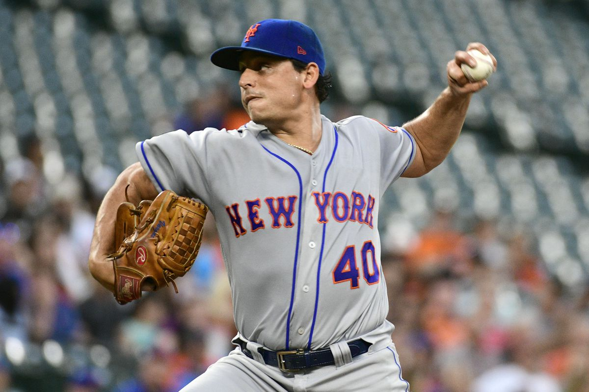 MLB: New York Mets at Baltimore Orioles