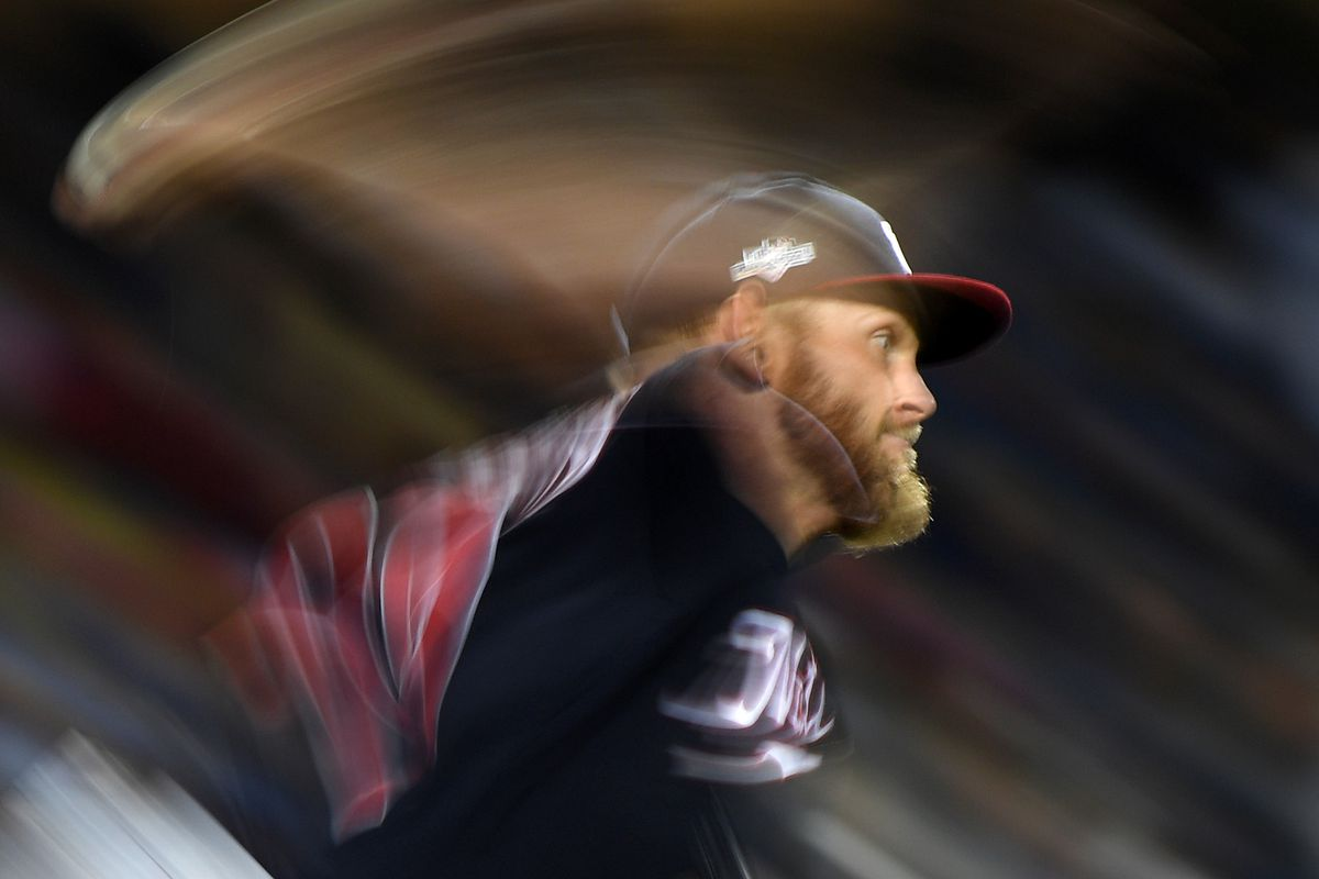 Divisional Series - Washington Nationals v Los Angeles Dodgers - Game Two