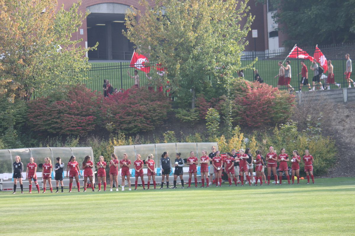 WSU women's soccer faces Portland in the first round of the NCAA Tournament