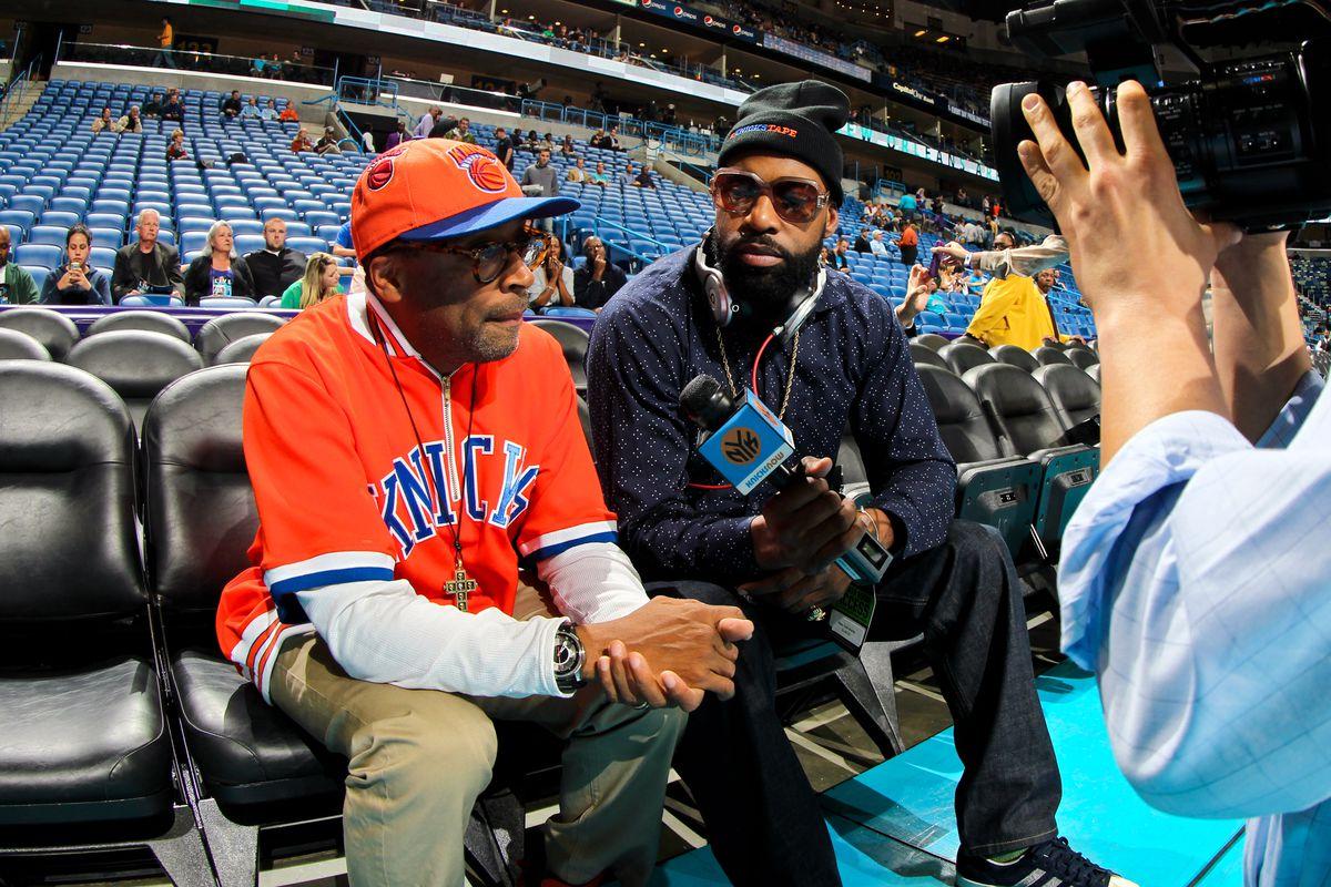 New York Knicks v New Orleans Hornets