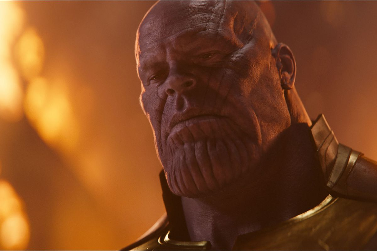 How Avengers: Infinity War turned Josh Brolin into an eight