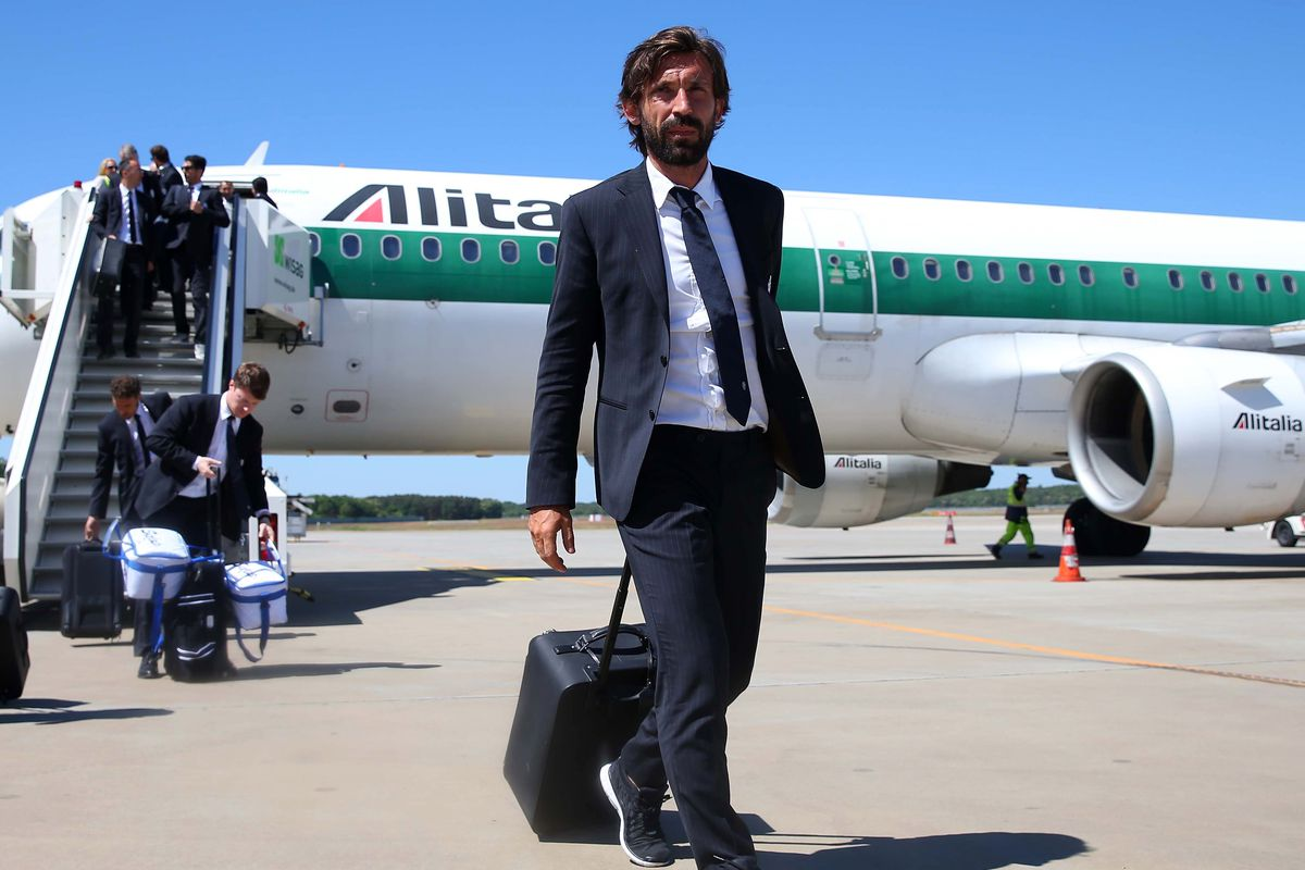Brace yourselves. The Pirlo Party is coming.