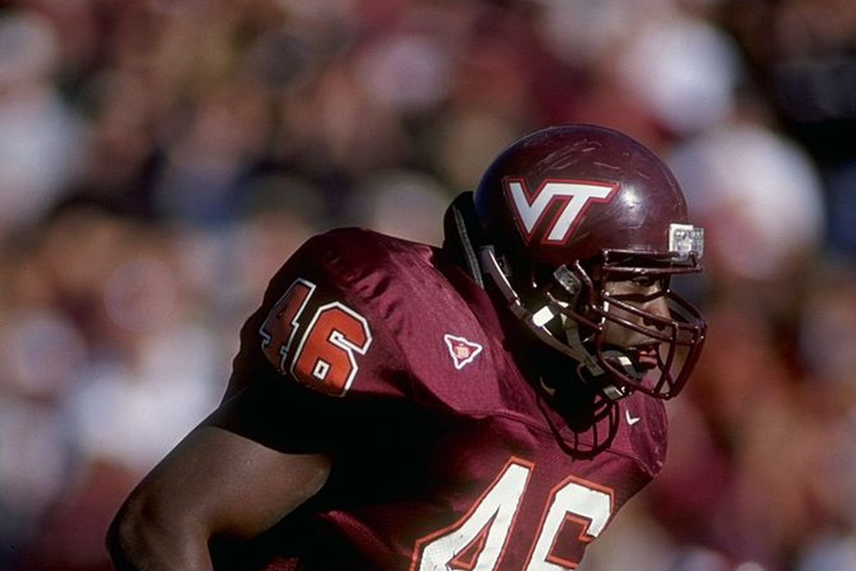 Virginia Tech Football 46 Days Til Kickoff With A Look Back At Jamel Smith Gobbler Country