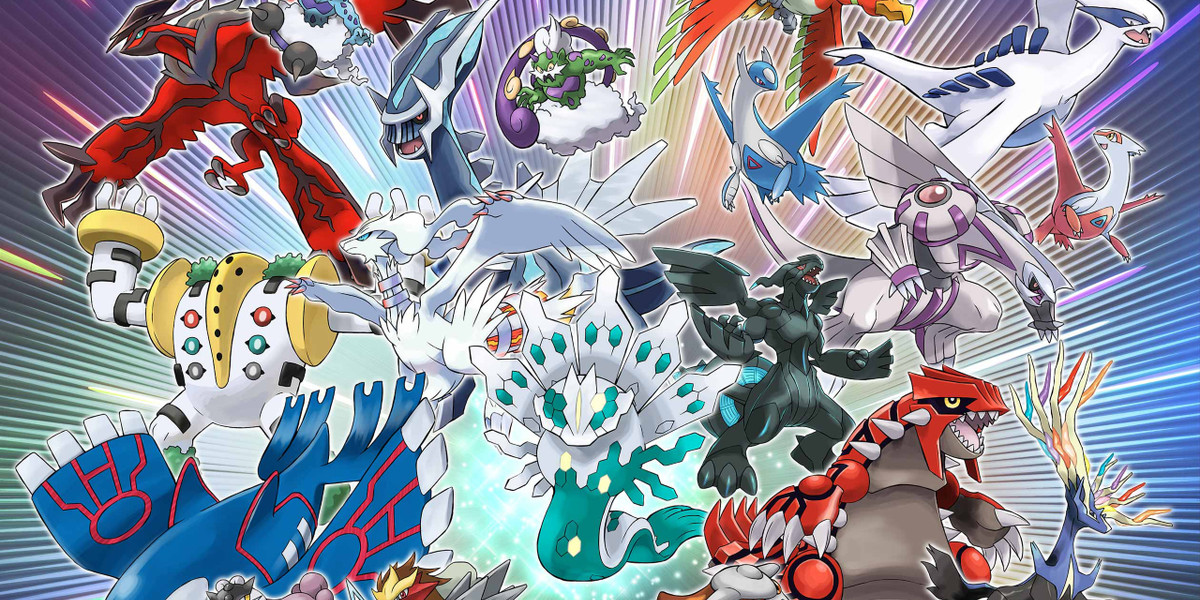 Find Out Which Pokémon Is The Best In Competitive Play Polygon