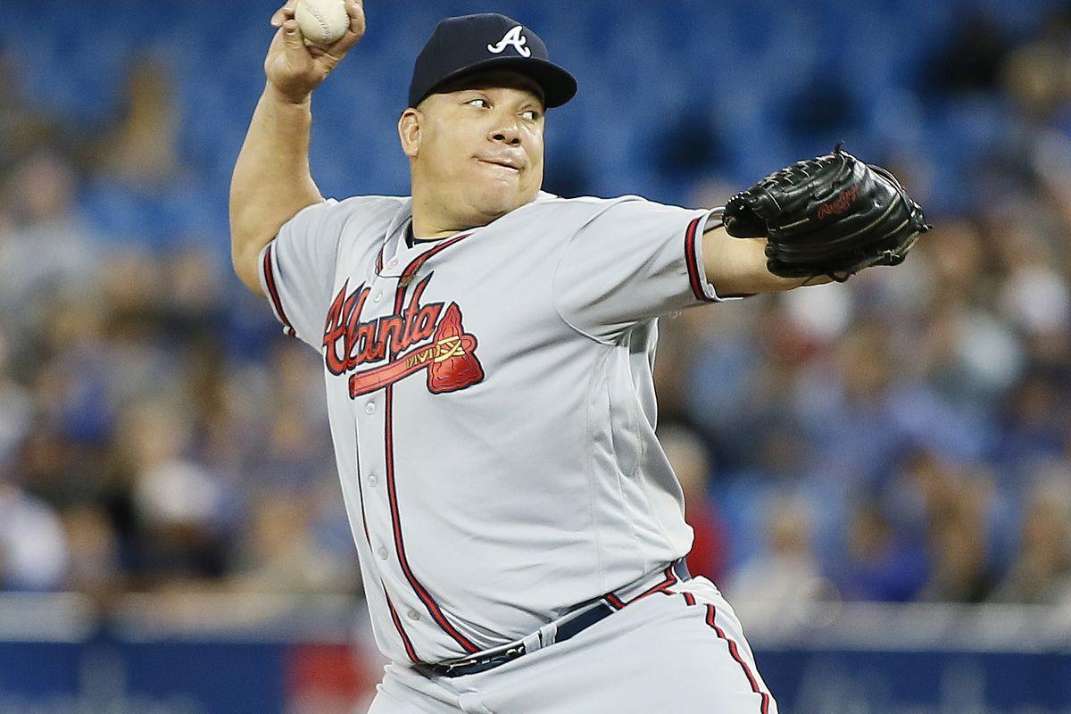 MLB: Atlanta Braves at Toronto Blue Jays