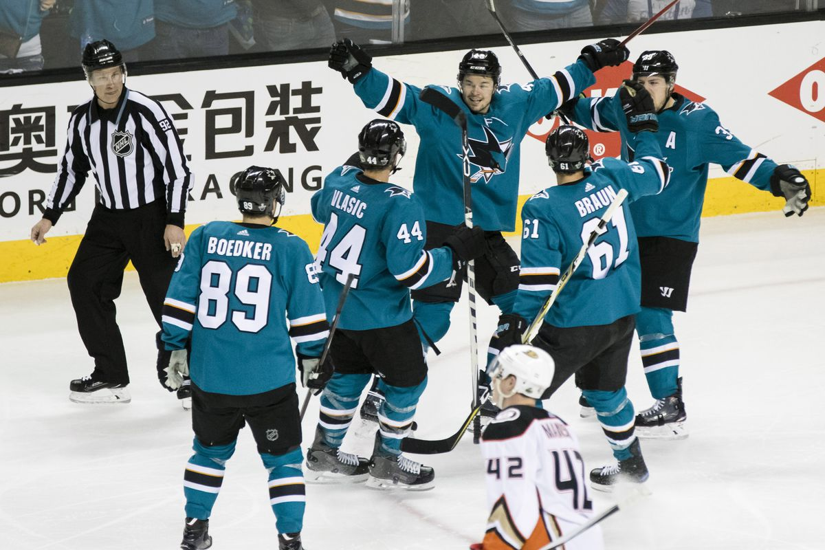 4 reasons the Ducks got swept out of the NHL playoffs by the Sharks