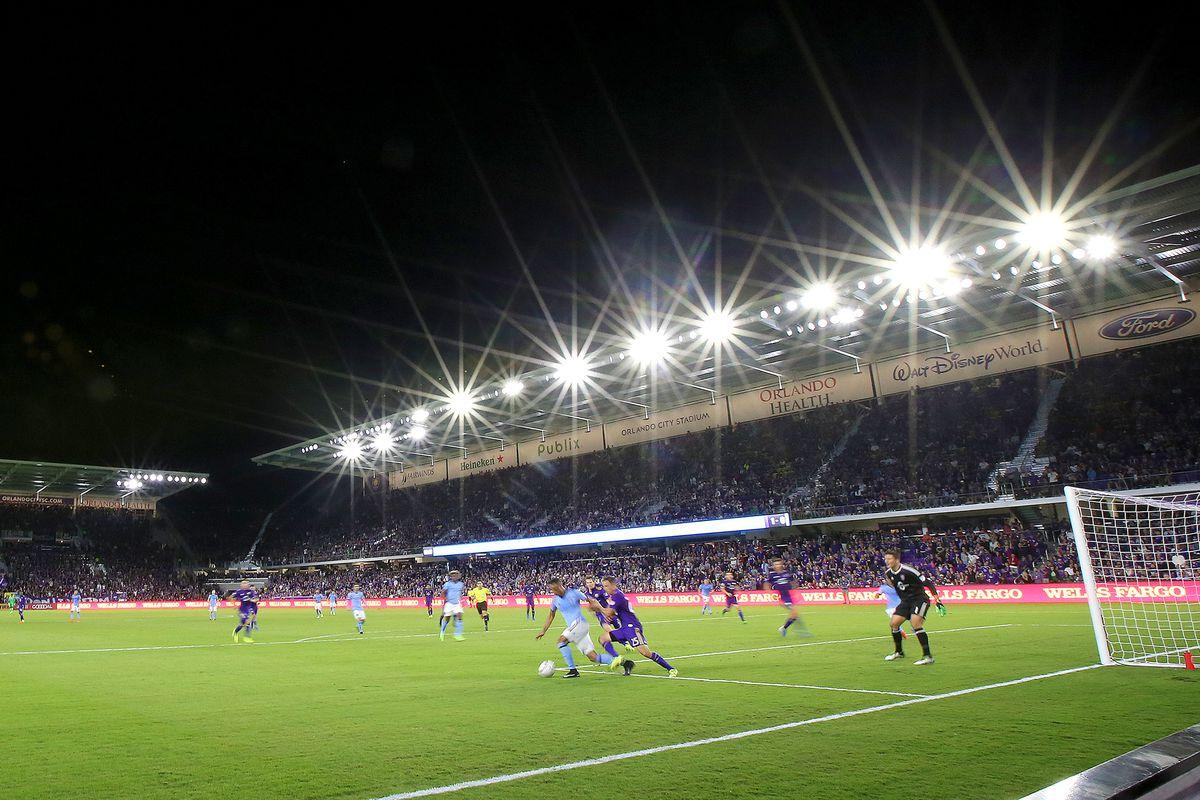 New York City FC v Orlando City SC