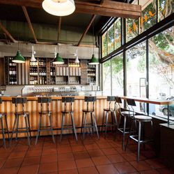"""Stones Throw (1896 Hyde St.), photo by <a href=""""http://patriciachangphotography.com"""">Patricia Chang</a>"""