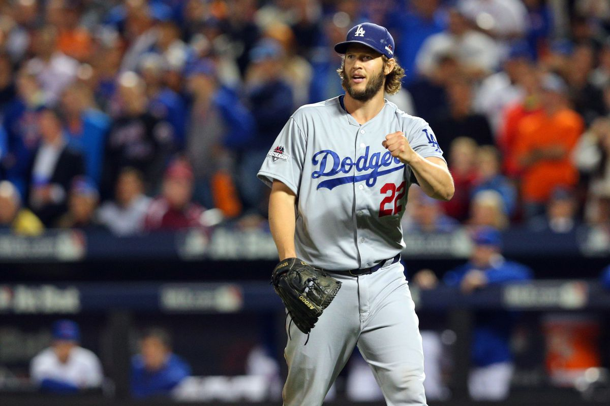 I'd imagine Clayton would be the Dodgers pick.